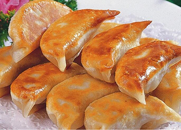Pan Fried Pork Dumpling
