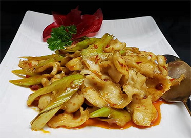 Conch w. Sichuan Spicy