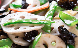 Lotus Root Mix vegetable